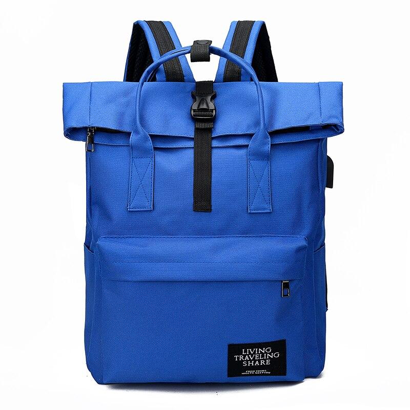 Hba3f3bba488942de9143355c2fe06fa10 Women External USB Charge Backpack Canvas Rucksack Male Mochila Escolar Girls Laptop Shoulder School Bags Backpack for teens