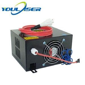 HY-T50 СО2 лазерный блок питания 50 Вт для 40 Вт 50 Вт лазерной трубки