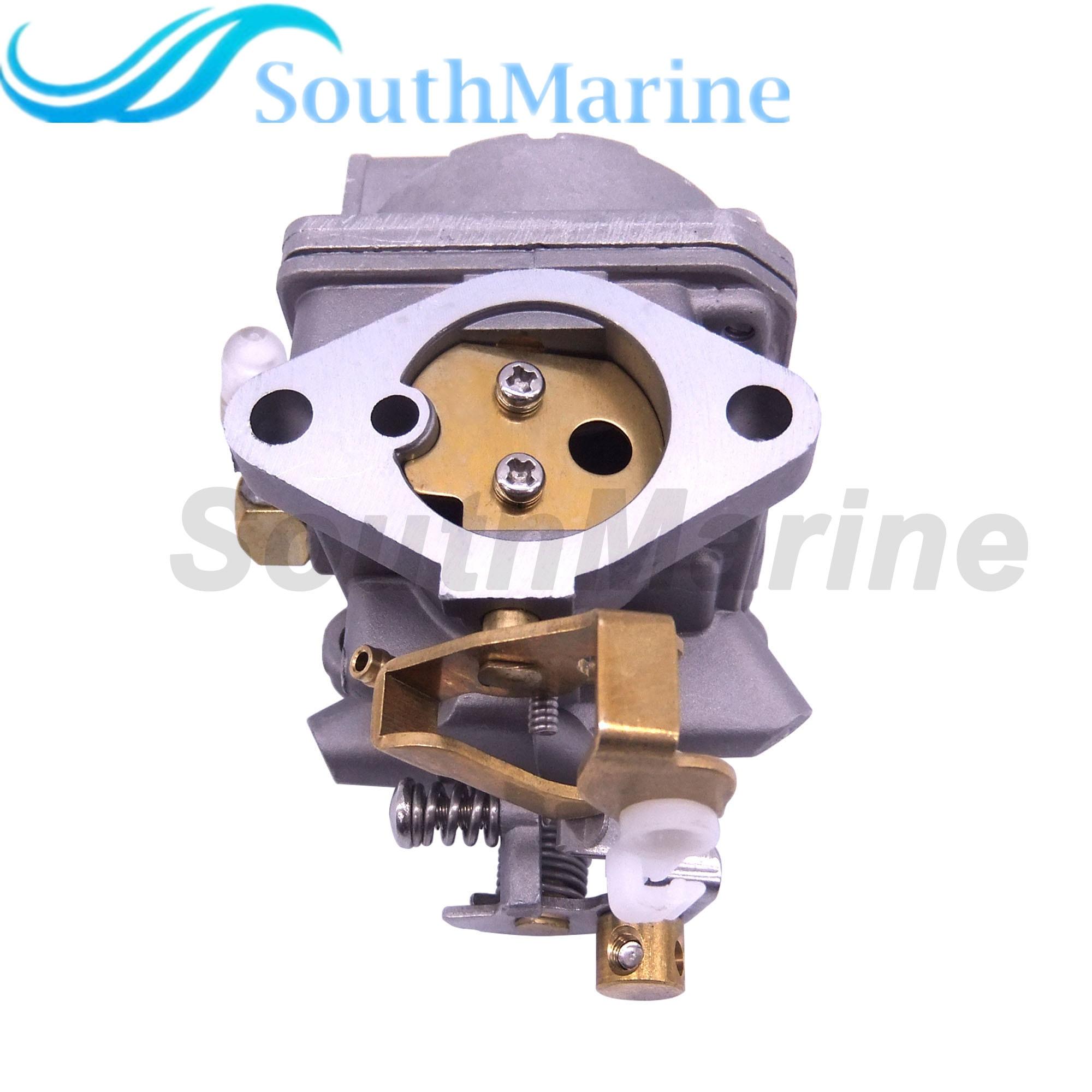 Boat Engine Parts 13200-91J70 Carburetor Carb Assy For Suzuki Outboard Engine DF4 DF6 4-Stroke