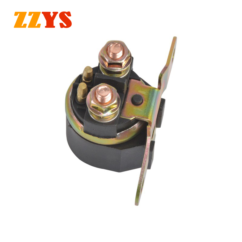 Motorcycle 12V Starter Relay Solenoid Ignition Switch For Suzuki GS300L GS300 GS 300 L LT-F 300 LTF 300 DR350 Dirt Bike DR 350