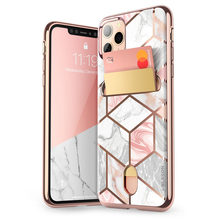 i-Blason For iPhone 11 Pro Case 5.8 inch (2019 Release) Cosmo Wallet Slim Designer Back Cover