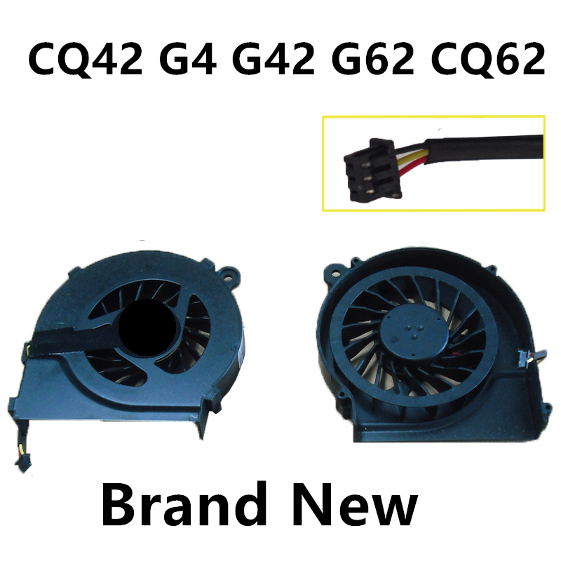 New CPU Cooling Cooler Fan For HP Compaq CQ42 G42 G62 G56 646578-001