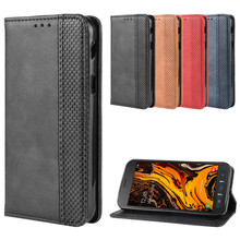 For Samsung Galaxy Xcover 4s Case Flip Leather Wallet Case O