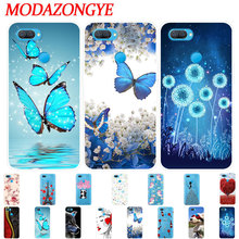 For OPPO A12 Case Silicone Cover Soft TP