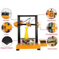 SIMAX3D Mi M200 Industrial grade 3D printer DIY desktop high precision fdm large size 3d printer education Newest DIY KIT hotend