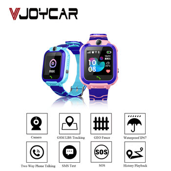 China Top Quality Smart Watch Kids Waterproof IP67 Wear to Swim LBS GSM Tracker Map Tracking FREE APP Camera Photo Simple & Best