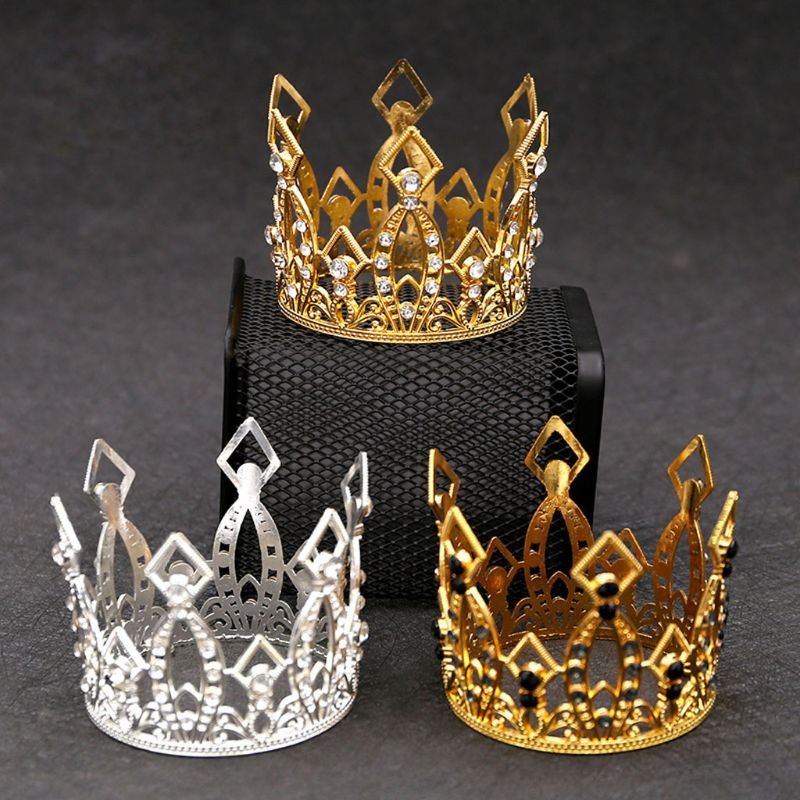 Baby Photography Prop Girls Boys Newborn Crown Little Baby Photo Shooting Crown Accessories Infant Fotografia Prop