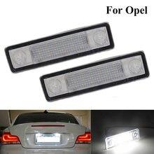 Автомобильные светодиодные лампы для номерного знака задний