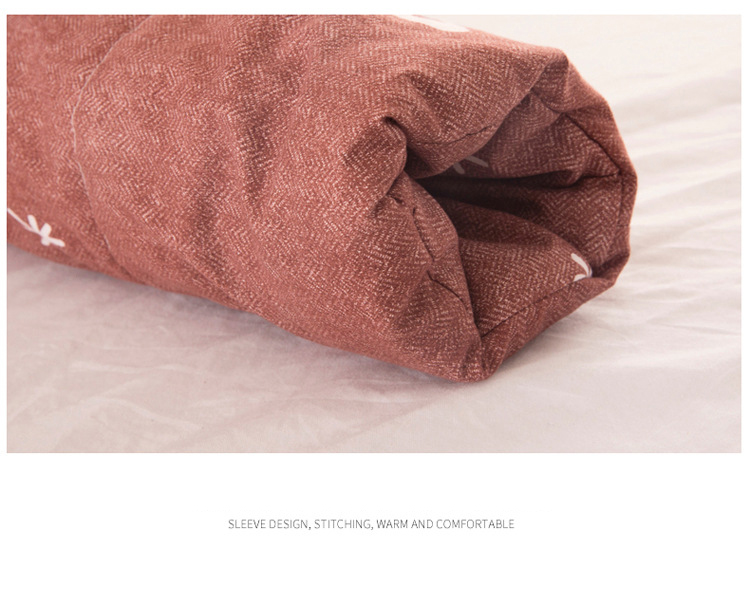Winter Comforters Lazy Quilt with Sleeves Family Throw Blanket Hoodie Cape Cloak Nap Blanket Dormitory Mantle Covered Blanket 20