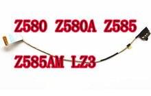 Для Z580 экран кабель Z585 экран кабель DD0LZ3LC000 DD0LZ3LC020