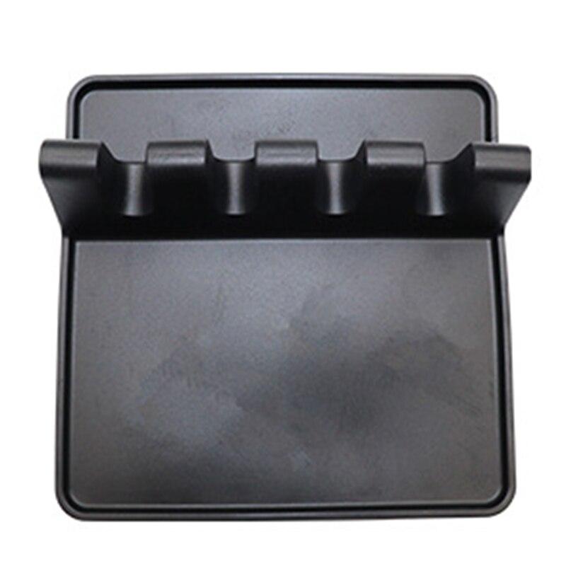Kitchen Utensil Holder Silicone Spoon Spatula Rack Shelf Portable Multipurpose Stand LB88