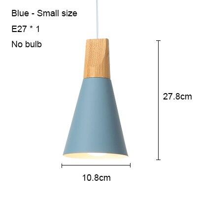 Blue 108mm no bulb