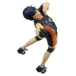 Image 2 - Haikyuu Action Figures Hinata Syouyou AKARA PVC 17CM Japanese Anime Volleyball Figures Toys Haikyuu Toy Doll Gift New
