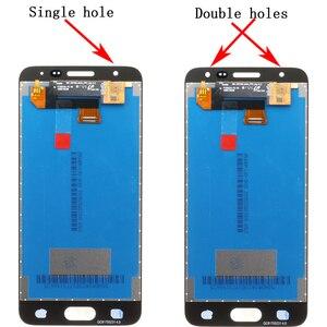Image 4 - شاشة هاتف ذكي, شاشة سامسونج جالاكسي 5 بوصة شاشة أموليد J5 Prime G570 G5700 G570F G570M شاشة عرض LCD تعمل باللمس مجموعة محول رقمي أجزاء + حزمة خدمات