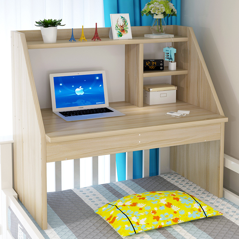 Wholesale Dormitory Useful Product College Student Bed Laptop Table With Keyboard Bed Item Lazy Computer Table
