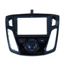 Специальная 9 дюймовая Автомобильная Радио панель для Ford Focus 3 2012 2013- головное устройство для автомобиля