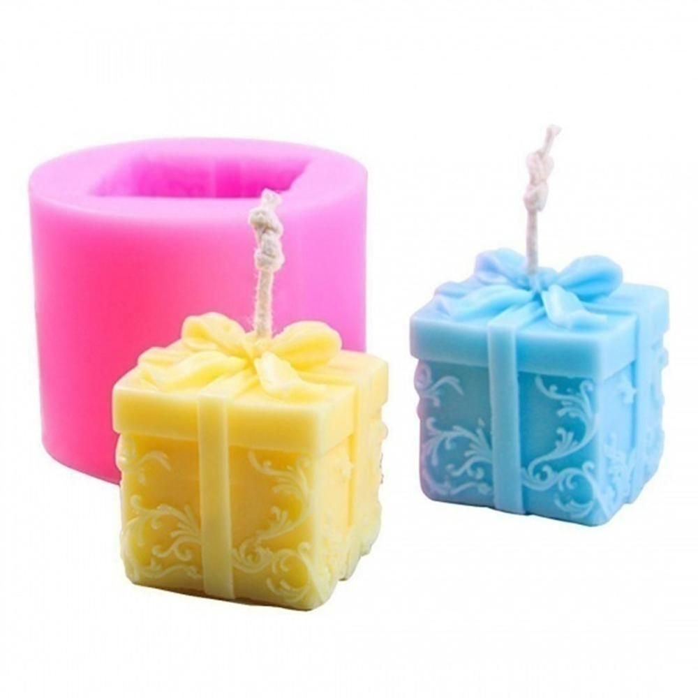 Christmas Gift Candle Mould Aroma Candle Gypsum Mold For DIY Soap Making Candle Making Christmas Gift
