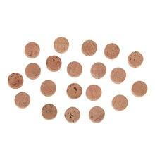 40 шт. нижний Поршневой клапан для музыкального инструмента Подходит для других моделей