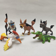 Lion Cartoon King Simba Pvc Toys Figures Classic Cartoon Toys Kids Gifts Doll Kids Toys For Children Boys