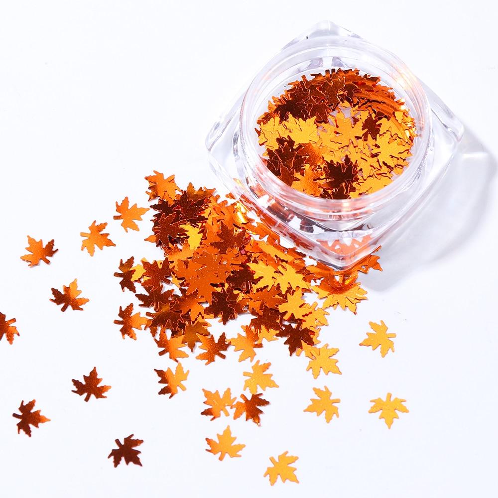 Autumn Nail Art Decorations
