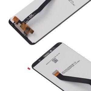 Image 5 - Original pour Huawei Honor 7A pro écran tactile daffichage à cristaux liquides avec cadre AUM L29 pièces de téléphone Aum L41Digitizer pour Honor 7A Pro LCD