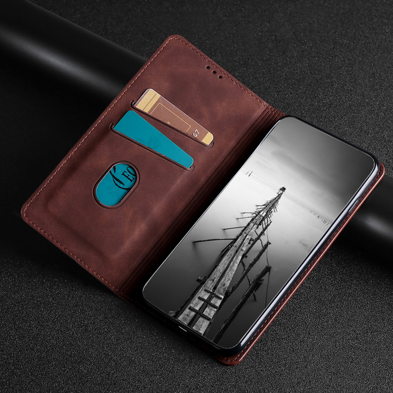 Case For Samsung Galaxy S11 S11E S10 S10E Lite Plus S9 S8 S7 S6 Edge S5 Case Ultra-Thin Magnetic Leather Wallet Flip Case Cover