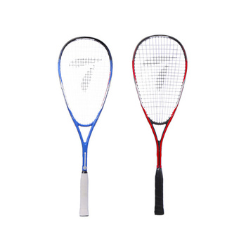 цена на 1Pc Professional Squash Rackets Durable Aluminum With Carbon Fiber For Squash Sport Training Beginner Advanced With Carry Bag