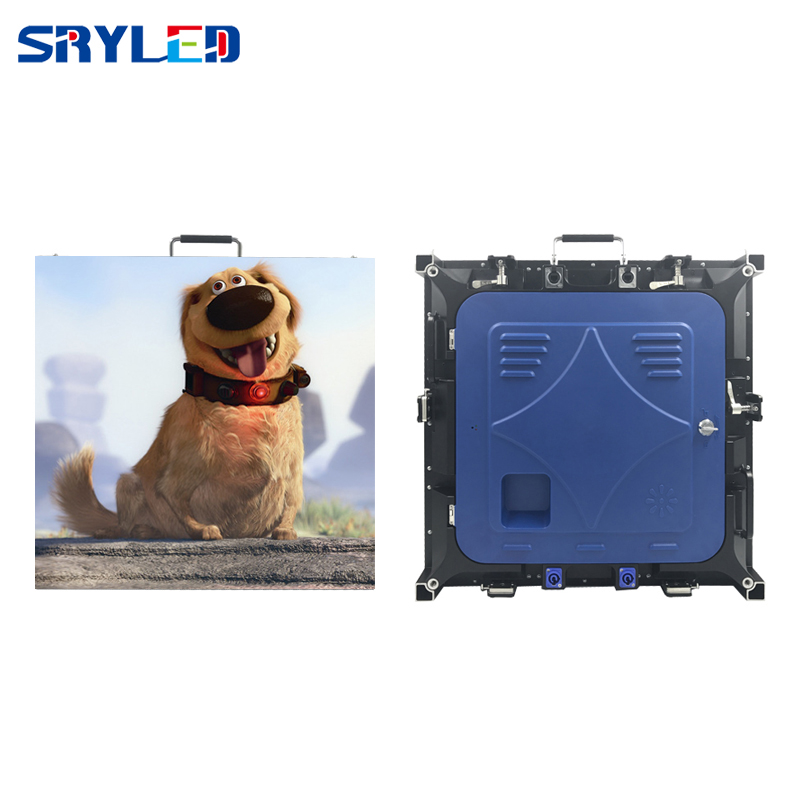 Video Wall P3 Indoor Stage Backdrop Rental Led Display Screen Panel