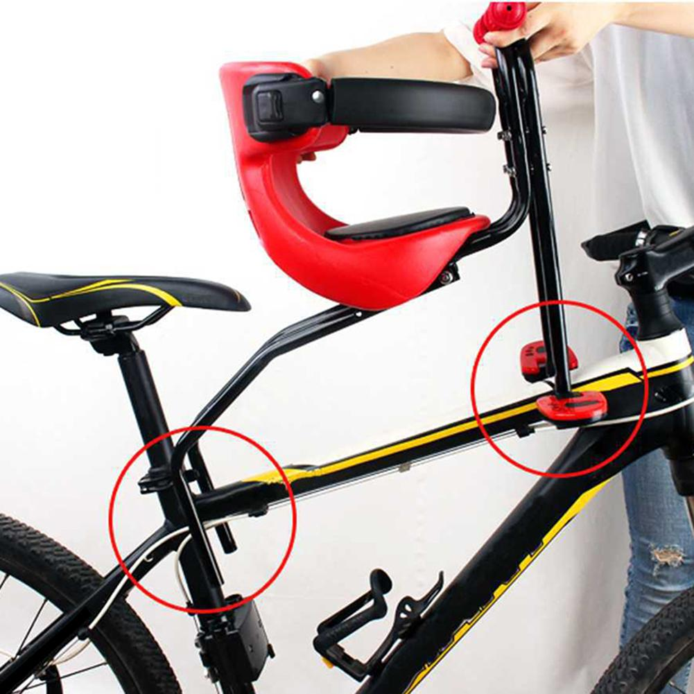 Safety Bicycle Front Seat Kid Chair Carrier Baby Bike SeatToddler Child Max 50Kg