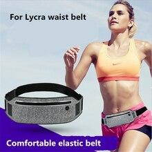 Armband Holder Cell-Phone-Case-Bag Running-Waist iPhone Belt-Pack GYM Sport Waterproof