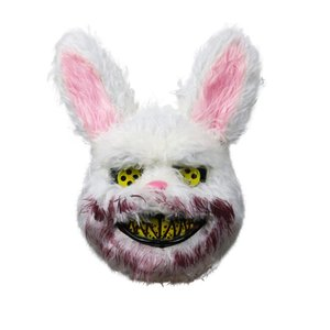 Dark Evil Bloody Rabbit Mask H