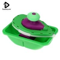 Doersupp Malerei Roller Tray Schwamm Set Kit Haushalt Dekorative Pinsel Punkt Farbe Werkzeuge-in Mal-Werkzeugset aus Werkzeug bei