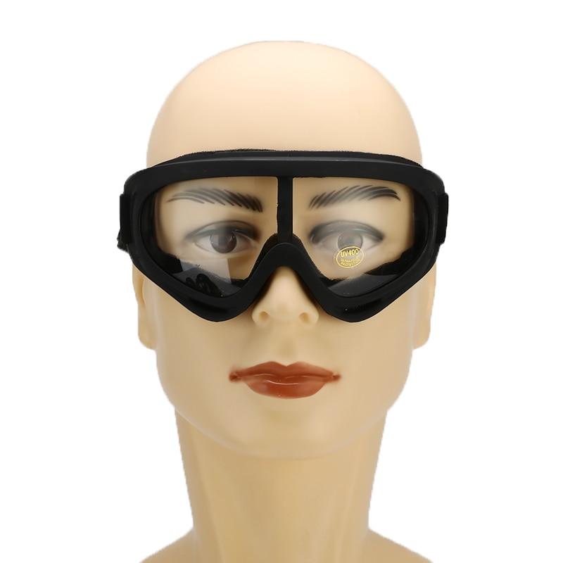 Ski Glasses Outdoor Sports Glasses Ski Goggles X400 Anti-ultraviolet Ski Glasses Sunglasses With Breathing Holes Cycling Glasses