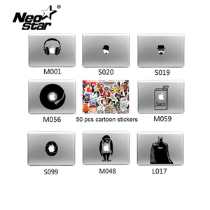 Image 1 - Apple macbook pro/air 용 비닐 데칼 스티커 mac air 11 13 15 용 13 인치 노트북 케이스 커버 스킨 스티커