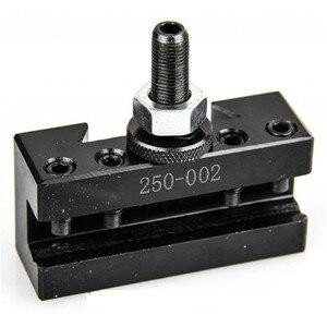 Image 2 - DMC 250 000 Wedge Gib Type Quick Change Gereedschap Kit Tool Post 250 001 010 Gereedschaphouder Voor Draaibank Gereedschap