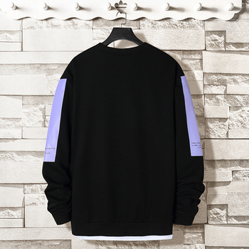 Oversized Crewneck Sweatshirt Men 2020 Spring  2