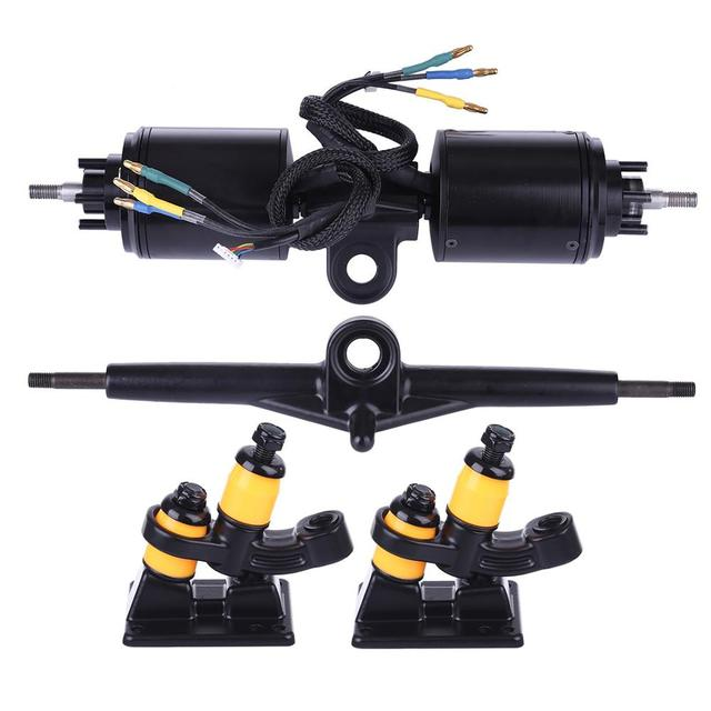 Direct Drive Motor and Stage for 4-Wheel Electric Scooter Skateboard Outdoor Sports Fun