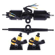 Direct Drive Motor and Stage for 4-Wheel Electric Scooter Sk