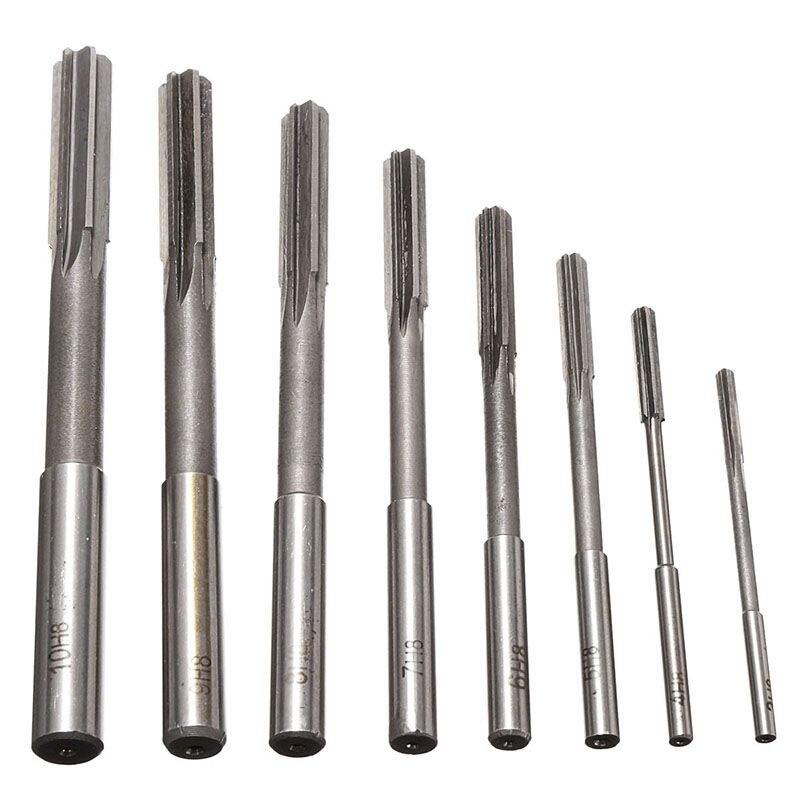 2.5mm Machine HSS Straight Shank Milling Reamer H7