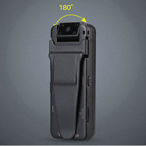 Image 5 - Vandlion Body Worn Camera WiFi HD DVR Video Recorder Security Cam 180 Degree Night Vision Motion Detection Mini Camcorders A8