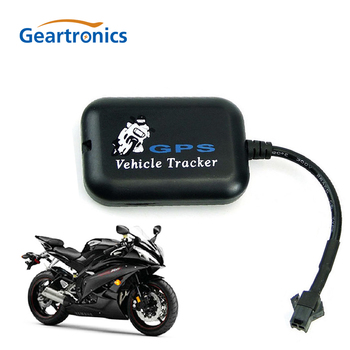 цена на Mini Vehicle Bike Motorcycle GPS/GSM/GPRS Real Time Tracker Tracking Device For Trackers Locator Systems Automobiles GPS Tracke