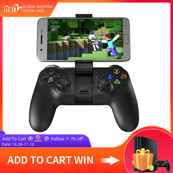 GameSir T1s Gamepad Bluetooth 2.4G Wireless Controller for Android Phone/Windows PC/VR/TV Box/for Playstation 3 Joystick for PC