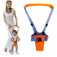 New Kid Baby Walker Infant Toddler Harness Walk Learning Assistant Walker Jumper Strap Belt Safety Reins Harness(China)