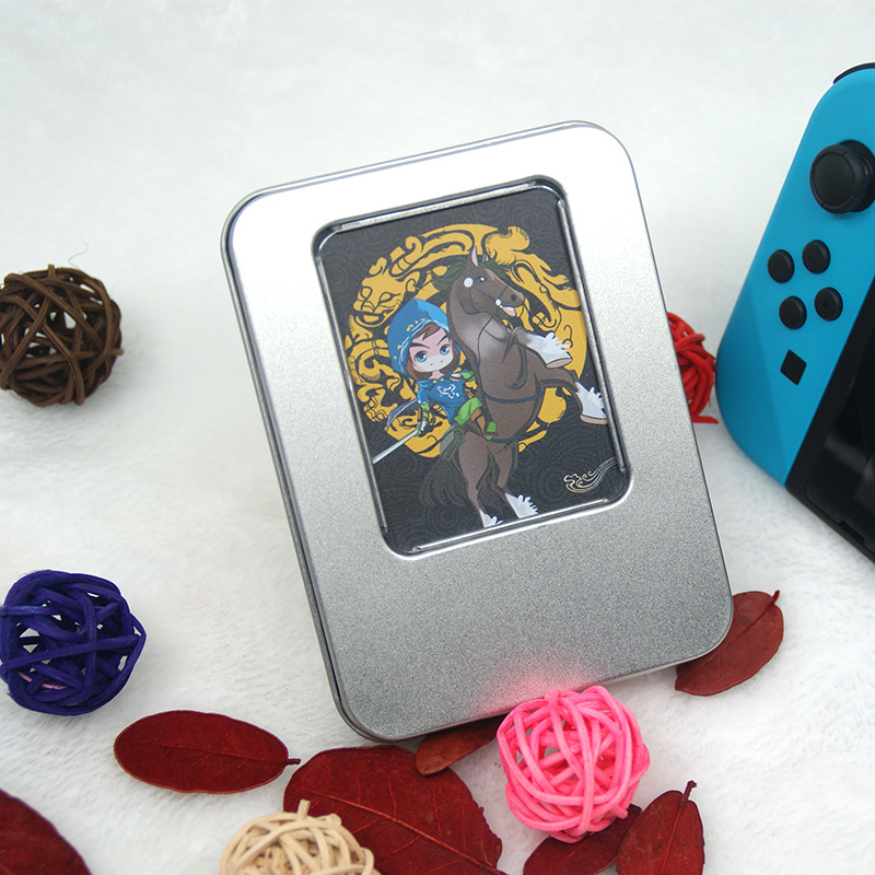 Image 5 - 23pcs/lot Zelda Game Collection Coin NFC Card 2019 New Data Setting NS Switch TAG For amiibo Mini Standard Card Ntag215 Tag-in IC/ID Card from Security & Protection
