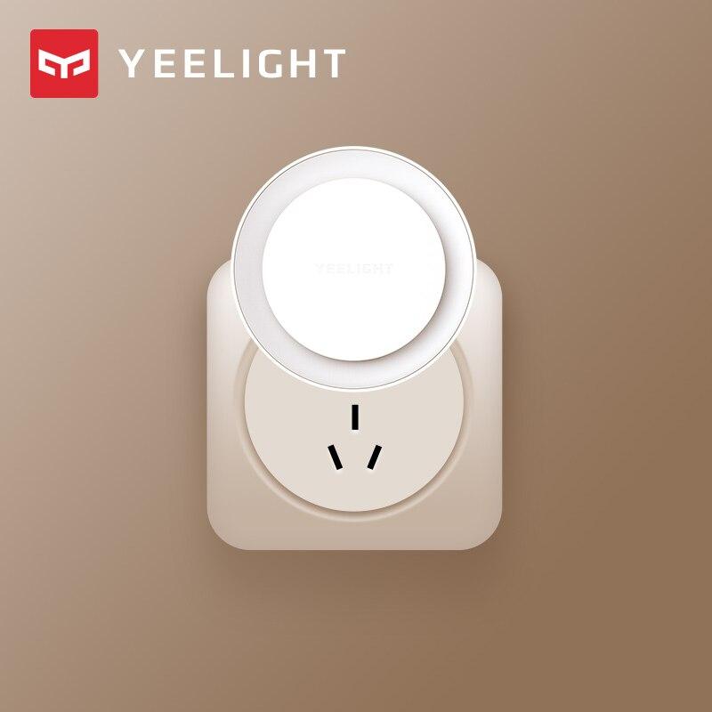 cheapest  International Version   Yeelight Night Light For Children light sensor light kids Mini Bedroom Corridor Light