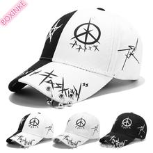 2019 Print Neymar Go Unisex Real Cotton Adult One Size Casual Dad Hat Gorras New For Graffiti Baseball Cap In All Seasons