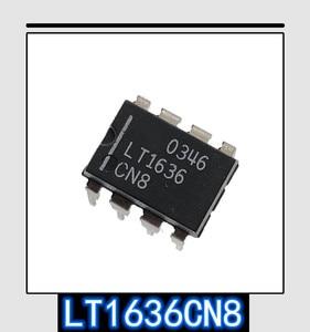 Image 1 - 2PCS 20PCS New original authentic LT1636CN8 DIP 8 LT1636 DIP8 linear amplifier chip