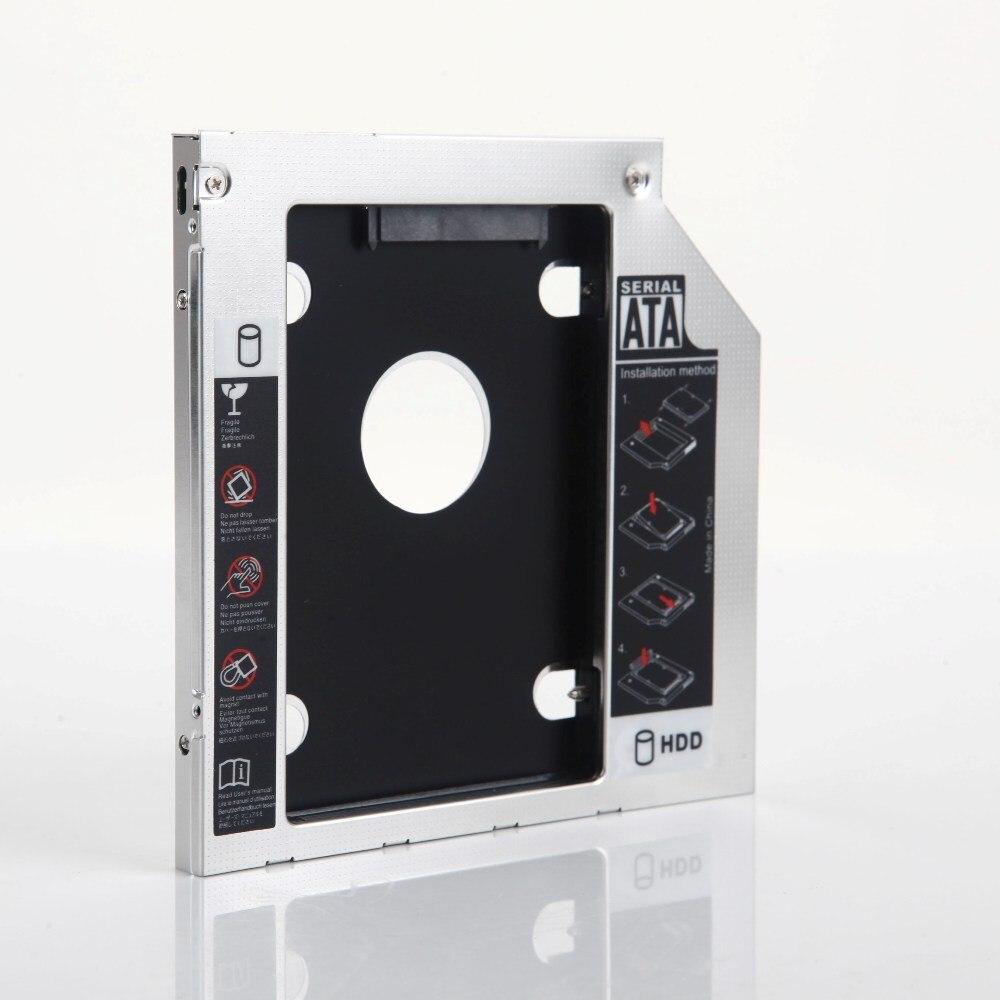 SATA 2nd HDD SSD жесткий диск Оптический bay Caddy рамка Корпус адаптер для Lenovo v510-15ikb 80wq GUE0N + Lenovo IdeaCenter C560