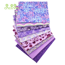 10pcs/Iot,Plain Cotton Fabric,Patchwork Cloth,Bronzing Series Of Handmade DIY Quilting&Sewing Crafts,Cushion,Bag Material