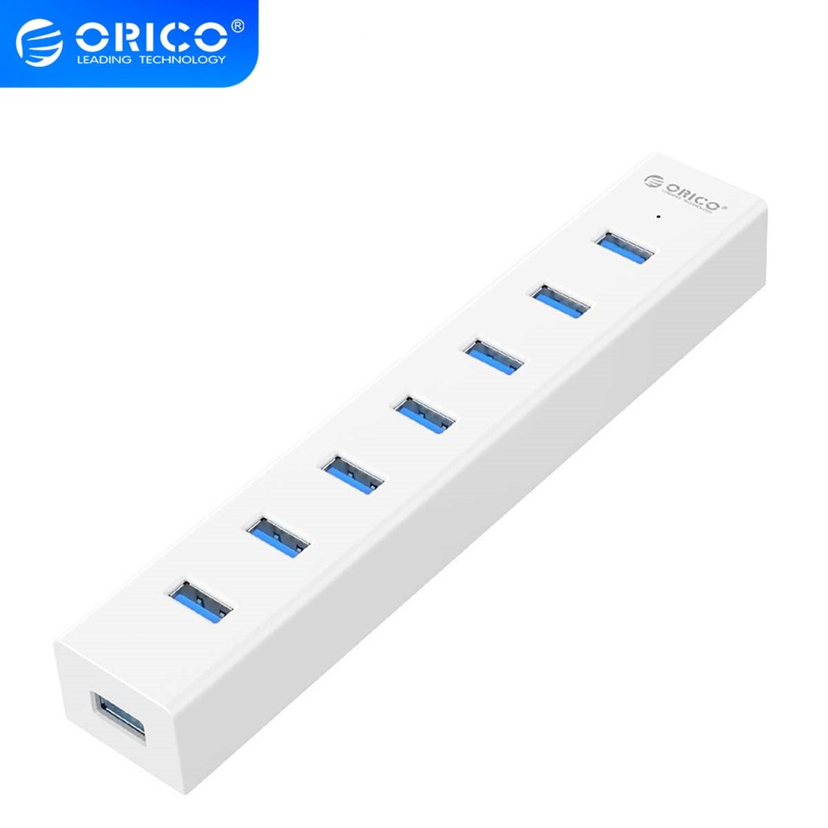 HUB USB ORICO USB3.0 HUB 7 Port za $8.49 / ~31zł